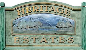 Heritage Estates NC